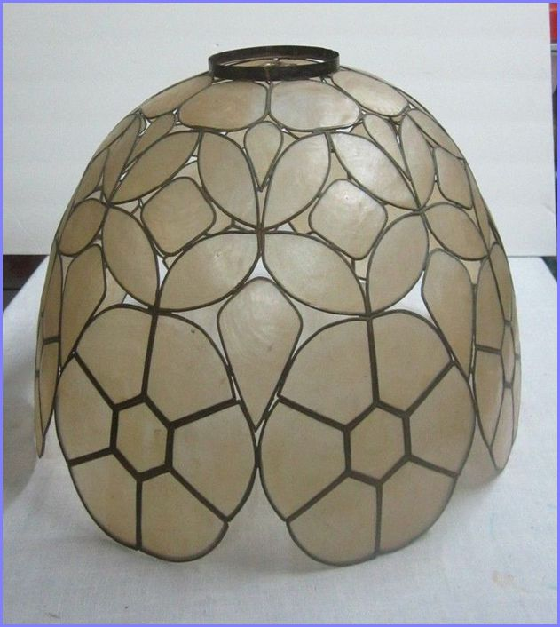Capiz Shell Lamp Shades Uk