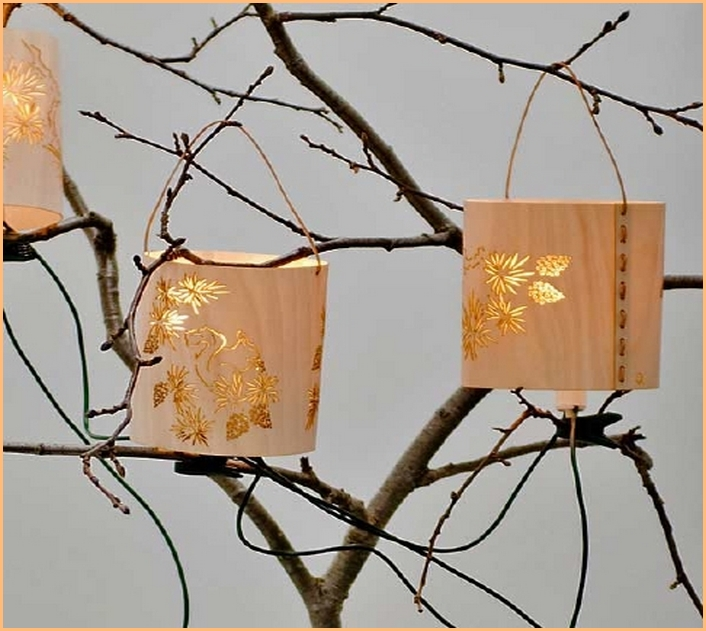 Home Depot Mini Lamp Shades
