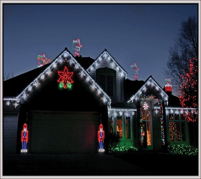 Christmas Led Lights Outdoor