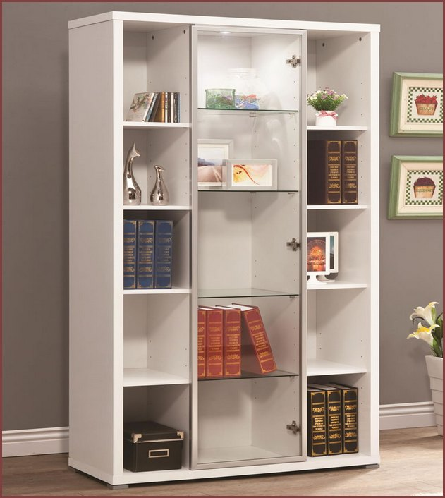Wood Bookcases For Doors