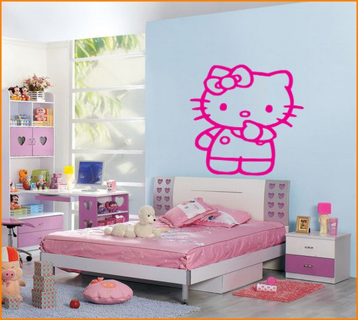 Hello Kitty Wall Decorations