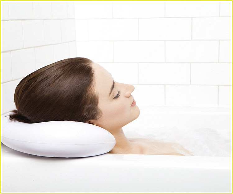 Inflatable Bath Pillow Canada