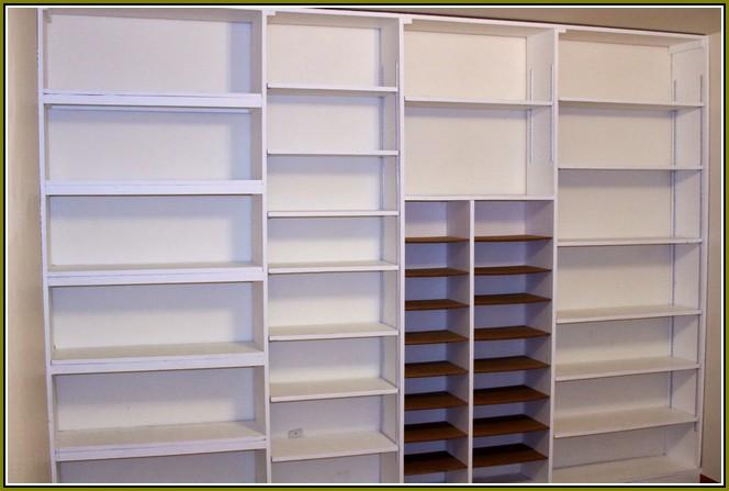 Linen Closet Shelving Unit