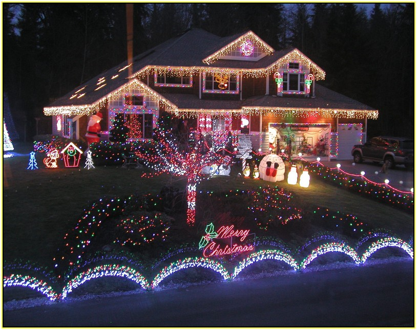 Outdoor Led Christmas Lights Ideas