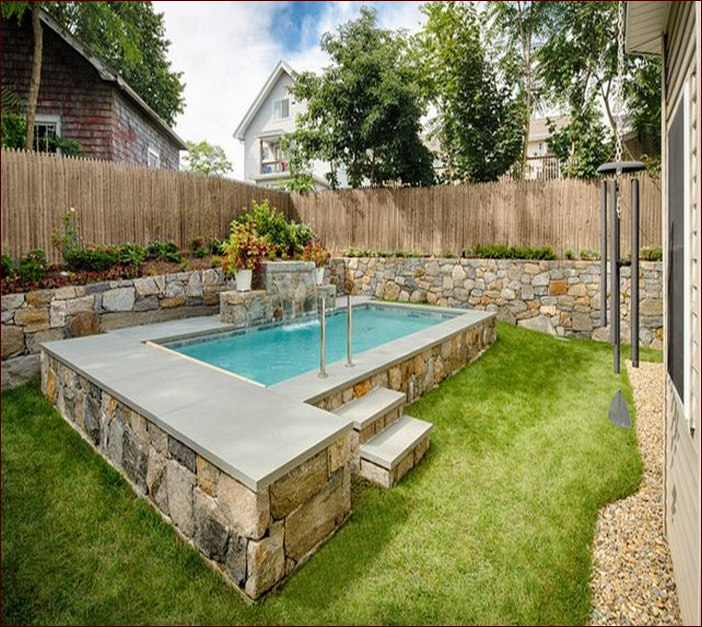 Small Swiming Pool Pic Ideas Pic Ideass Photos