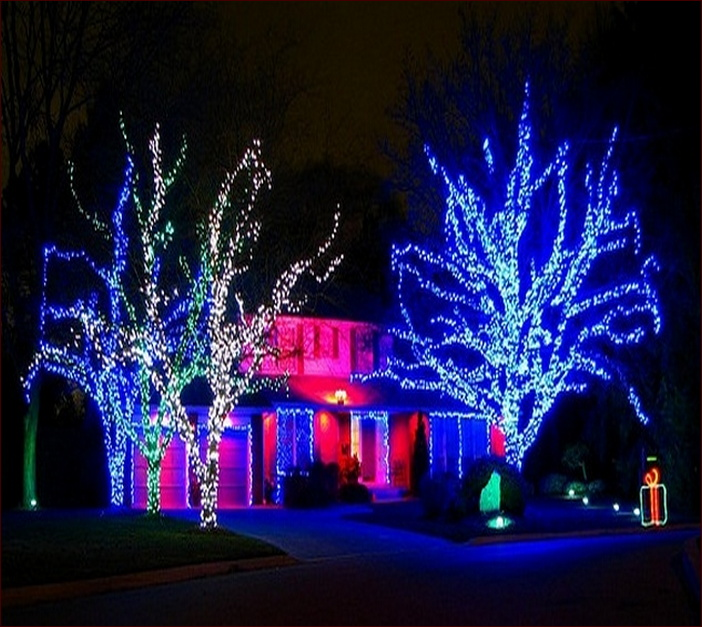 Led Christmas Lights Not Working