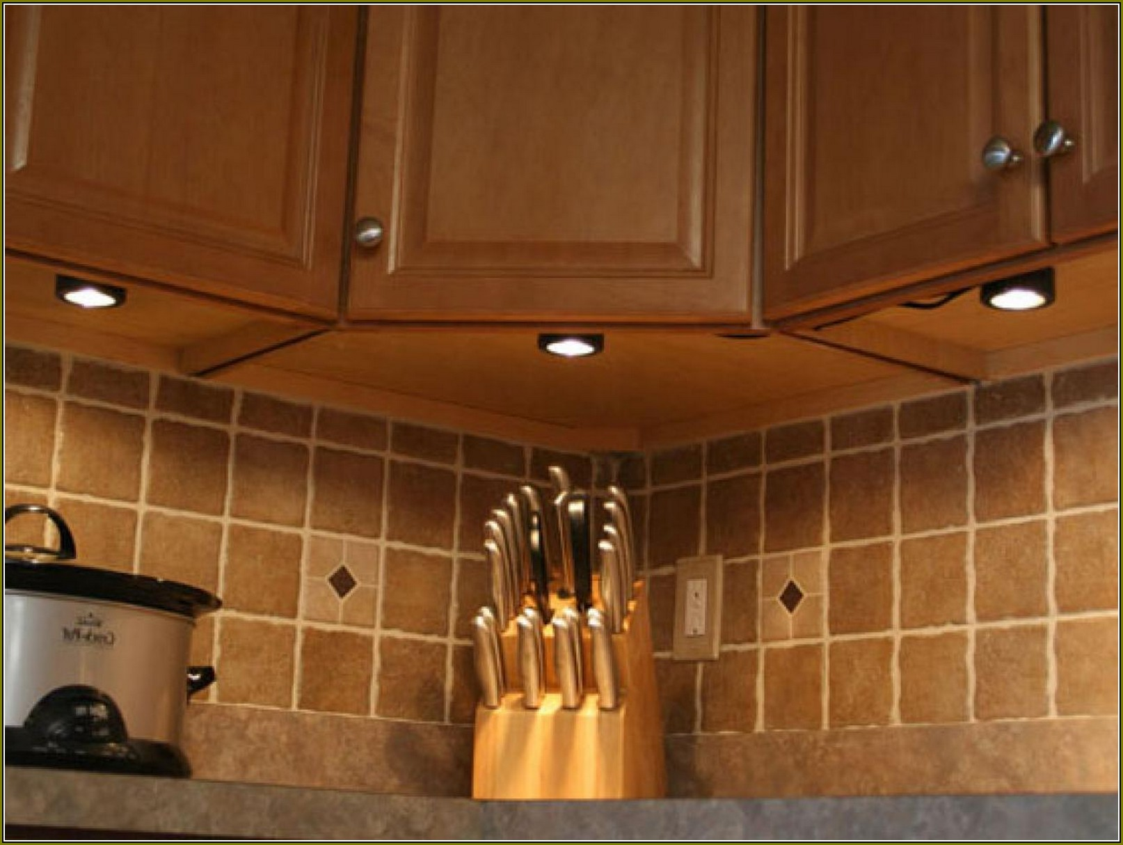 Battery Under Cabinet Lighting Led