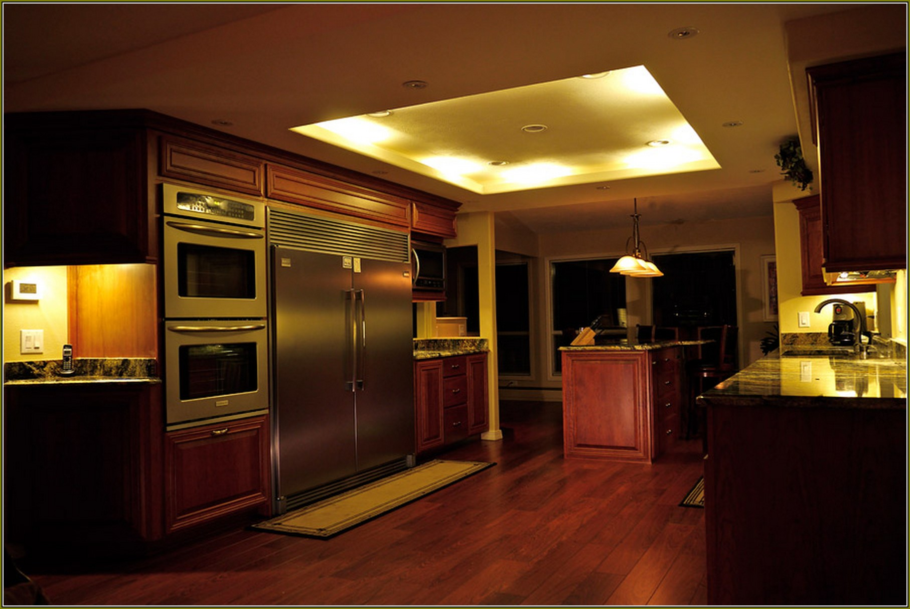 Dimmable Led Under Cabinet Lighting Kitchen