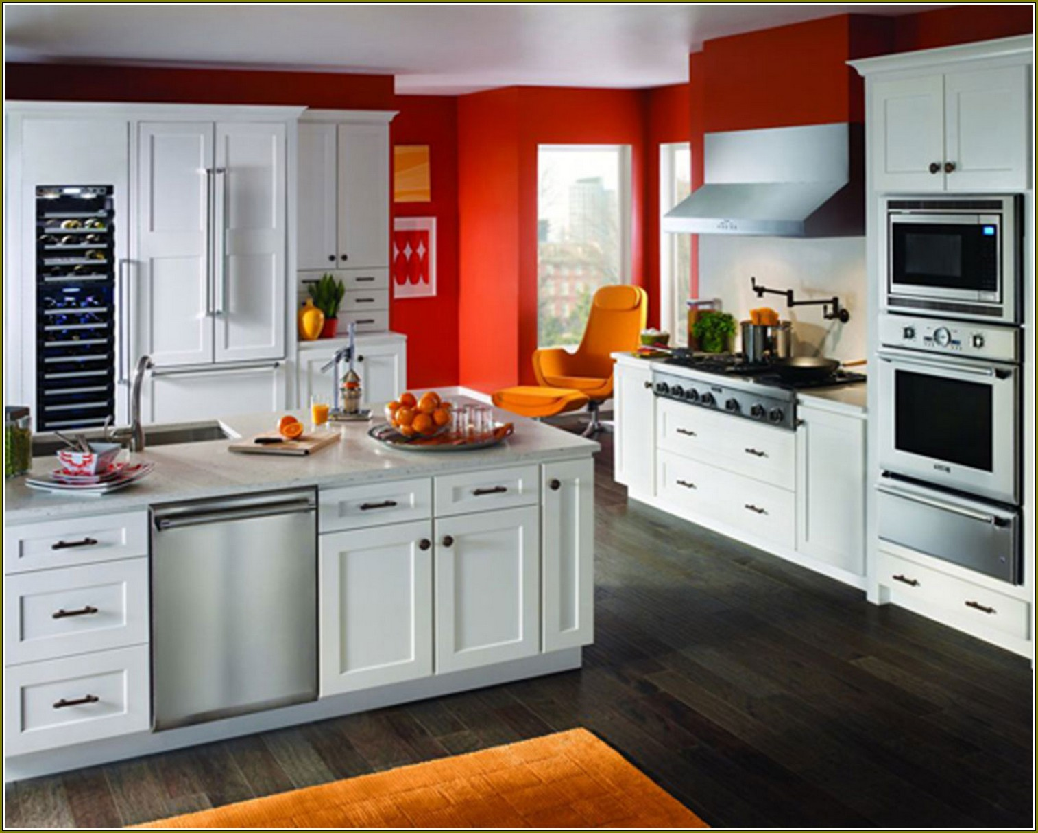 Kitchen Cabinet Finishes 2014