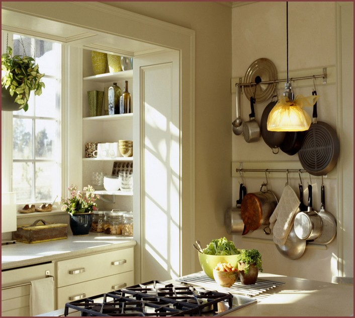 Kitchen Decorating Ideas For Small Spaces